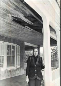 Dedicated to two glorious, staunch women. Edie Bouvier Beale, Edie Beale, Edith Bouvier, Grey Gardens House, Gray Gardens, Lily Pond, East Hampton, Documentary Film, Old Pictures