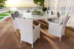 Rattan Gartenmöbel günstig in Top-Qualität kaufen. Ganz gleich ob Sitzgruppe, Esstisch Set, Rattanliege oder Gartenmöbel aus Polyrattan, unsere Rattanmöbel sind wetterfest und langlebig.