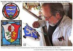 Bildergebnis für glasmalerei wappenscheiben