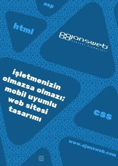 işletmenizin olmazsa olmazı; mobil uyumlu web sitesi tasarımı! #responsivewebdesign #mobiluyumluwebsitesi #mobilsite