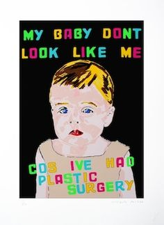 My Baby Don't Look Like Me - Magda Archer