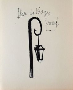 Bernard Buffet - Paris de mon coeur