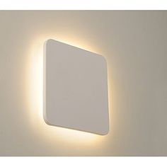 SLV PLASTRA, PAINTABLE SCONCE