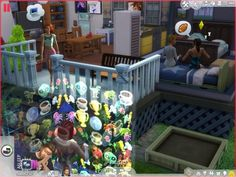 Mod The Sims: Invite Into Home Indefinitely by Shimrod101 • Sims 4 Downloads