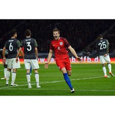 Eric Dier against Germany! #COYS #SPURS #YIDDO #YIDS #KANE #FOLLOW #TTID #THFC #TOTTENHAM #F4F by white_hart_kane