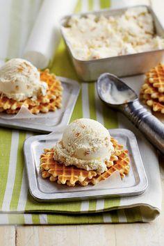54 Cool Ice-Cream Desserts: Lemon Icebox Pie Ice Cream Recipe