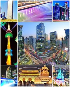 Glimpses of our son's birth country- South Korea!