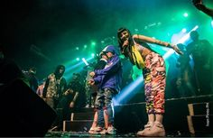 Queen, Bad Girl Style, Concert, Photos
