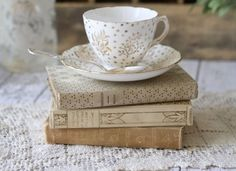 Time for tea and a good book!