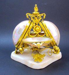 HUGE Antique Palais Royal Perfume Set - picture 2