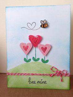 Lawn fawn Bee Mine FF