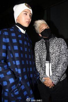 GD and YB