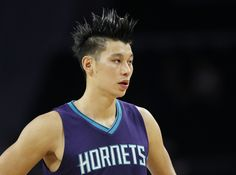 We have no idea what's going on with Jeremy Lin's newest hairstyle Jeremy Lin, Latest Haircuts, Take That, Let It Be, Nba Players, What Goes On, Baby Pictures, New Hair, Appreciation