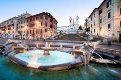 Citytrip Rome incl vlucht. Love Rome!