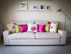 Custom made sofa and cushions by Brian S Nolan ltd www. Sofa, Couch, Custom Made, Love Seat, Cushions, Stuff To Buy, Furniture, Home Decor, Throw Pillows