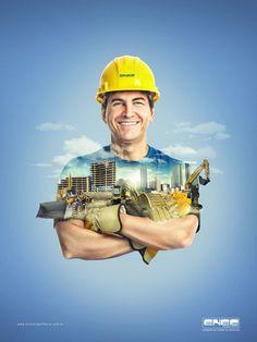 ENEC Engenharia - Superior em todos os detalhes. on Behance