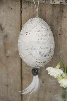 Jeanne d'Arc Easter eggs