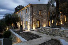 Torri E Merli boutique hotel Lakka, Paxoi, Greece Small Luxury Hotels, Luxury Travel, Best Hotels, Paxos Greece, Paxos Island, Greece Hotels, Greece Islands, Beautiful Hotels, Greece Travel