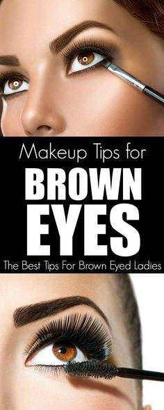 (paid link) Hair Color For Brown Eyes. Shop Hair Color For Brown Eyes. find your perfect shade be next to occurring color or create a extra look. selection includes root concealer, remaining & the stage color. #haircolorforbrowneyes Hair Color For Brown Eyes, Makeup Tips For Brown Eyes, Makeup For Green Eyes, Blue Eye Makeup, Eye Makeup Tips, Smokey Eye Makeup, Skin Makeup, Makeup Ideas, Smokey Eye For Brown Eyes