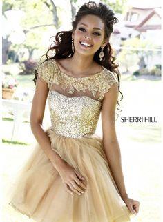 Sherri Hill 21217 Dress #sparkly