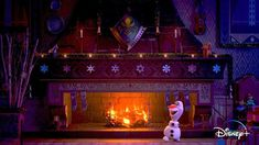 Disney's Frozen 2 sur Instagram: Happy Holidays from Anna and Elsa! Gather 'round the fire and celebrate the season with the Arendelle Castle Yule Log. Now streaming on… Frozen Christmas, Disney Christmas, L Love U, Frozen Movie, Yule Log, Walt Disney Animation Studios, Disney Plus, Disney Wallpaper, Happy Holidays