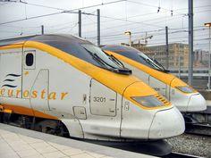 Eurostar - para um fim-de-semana numa ilha tropical! (pelo menos da parte da chuva...)