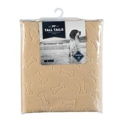 Tall Tails Tall Tails Waterwoof Pad Tan 24 x 18 sm med