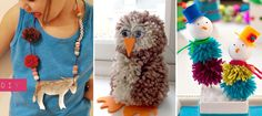 mollymoo.ie - For the love of Pom Pom Crafts