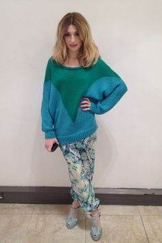 Nicola Roberts (Vogue.com UK)
