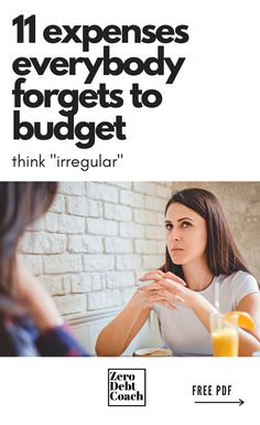 Irregular expenses are one of the biggest sources of frustration and discouragement when learning how to budget. To help jog your memory and ensure your success, here are 11 that most of us forget. Ways To Save Money, Money Tips, Money Saving Tips, How To Make Money, Money Savers, Saving Ideas, Financial Tips, Financial Planning, College Planning