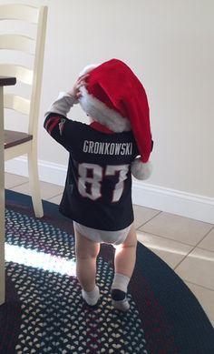 Lil Gronk #LilPatsFans #Patriots