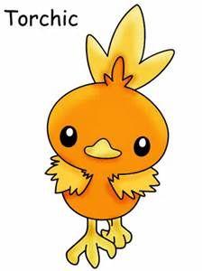 Torchic Pokemon Emerald, Tweety, Pikachu, Fictional Characters, Art, Art Background, Kunst, Fantasy Characters, Art Education