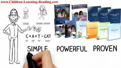 How To Teach Your Child To Read At Home - A Powerful & Effective Children Learning Reading Program - Best Reading Program for Kids