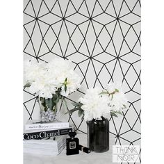venus contemporary geometric bonded leather wallpaper 55