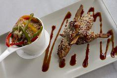 Κοτόπουλο Με Σως Teriyaki