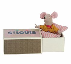 sister matchbox mouse from Pink Olive - $28.00