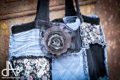 Denim Bag, Pants, Fashion, Satchel Handbags, Purses, Jean Bag, Cowboys, Fashion Styles, Moda