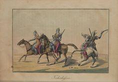 Circassians, Cherkess, Caucasus