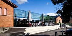 Det gamla regementet är ombyggt till shoppingcenter, A6 Center, och innehåller idag den bästa shoppingen mellan Stockholm och Malmö.