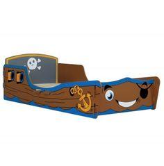 Pirate Junior Bed
