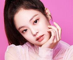Find images and videos about rose, blackpink and lisa on We Heart It - the app to get lost in what you love. Kim Jennie, South Korean Girls, Korean Girl Groups, Blackpink Photos, Blackpink Jisoo, Korean Makeup, Pink Aesthetic, Mode Inspiration, K Pop
