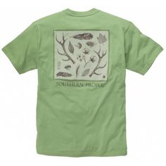 Signs of the Season Tee: Loden Frost Short Sleeve
