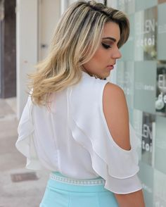 """82 curtidas, 6 comentários - MUSE (@musebrasil) no Instagram: """"✨ ✨. #cigana #blouse Ref. Blusa Vanessa. Cores Variadas. """""""