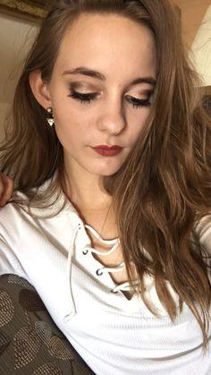#makeup #lookoftheday #eyeshadow #love