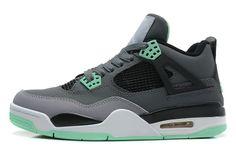 474d566ef42d Buy Air Jordan 4 Retro Dark Grey Green Glow-Cement Grey-Black Online For  Sale from Reliable Air Jordan 4 Retro Dark Grey Green Glow-Cement Grey-Black  Online ...