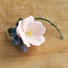 Envelope online shop - a rose and bellflowers