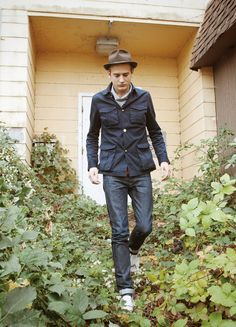 love the jacket and hat, blackbird men's clothing