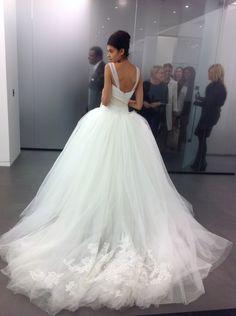 Bridal Market 2013 Trends | Bridal and Wedding Planning Resource for Minnesota Weddings | Minnesota Bride Magazine - Vera Wang