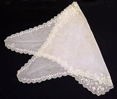 Neckerchief Date: 18th century Culture: American Medium: cotton Dimensions: [no dimensions available] Credit Line: Gift of Alice Baker Furst...
