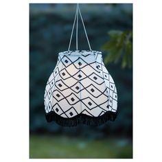 IKEA SOLVINDEN Lanterne LED  énergie solaire Vous faites des
